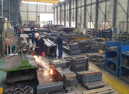 Pre machining